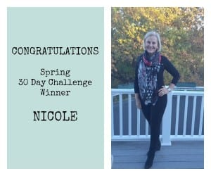 Dynamic Pilates - Day Challenge Winner